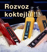 Rozvoz drinků
