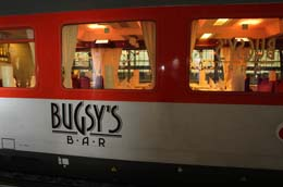 Bugsy's train