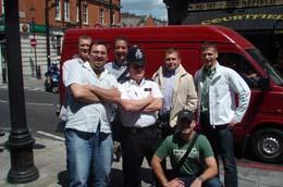 2008 Barshow London
