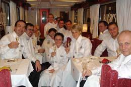 2008 Bohemian Train - Berlín